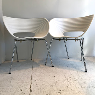 Vitra Tom Vac Chair Pair #2
