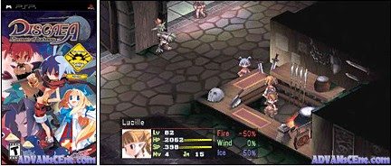 Disgaea: Afternoon of Darkness – USA