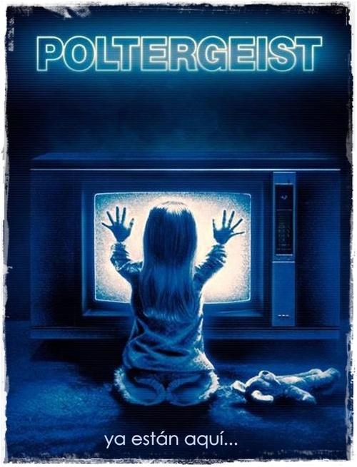 poltergeist que pelicula ver en la noche de Halloween, top lista peliculas de miedo, a nightmare on Elm street