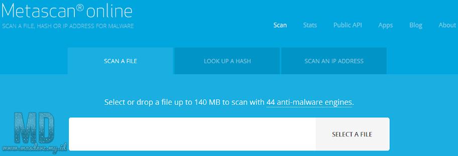 3 Website Yang Bisa di Gunakan Untuk Scan Files Dari Virus - Mas Devz