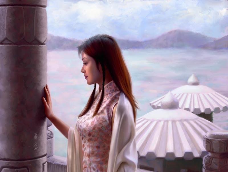 Girl In Tower, Magic Beauties 3