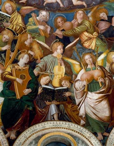 Gaudenzio Ferrari - The Concert of Angels