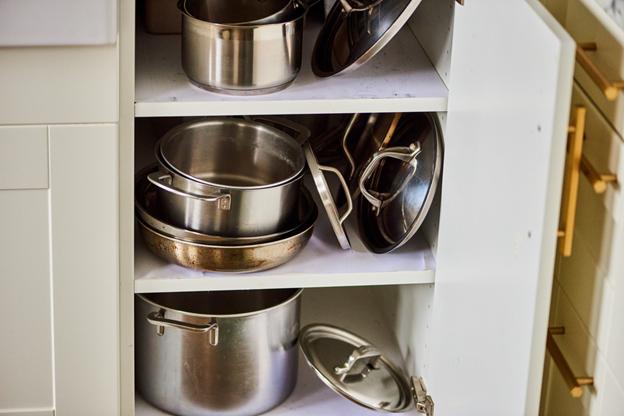 Tips Mudah Buat Dapur Kecil Anda Kelihatan Lebih Luas