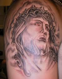 Galeria Tatuazy Tatuaże Jezus