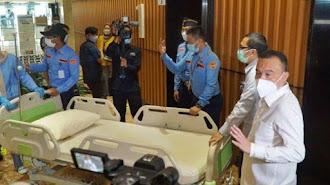 Akibat Pasein Covid Terus Bertambah, Kompleks Parlemen Bakal Jadi RS Darurat