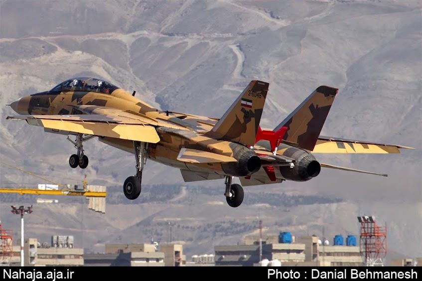 Iran Air Force F-14 Tomcat [847×565] : MilitaryPorn