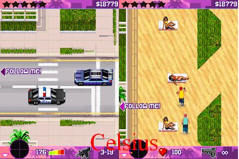 Game Java] Gangstar Crime City : Game Java • CHIASE123 COM - Diễn