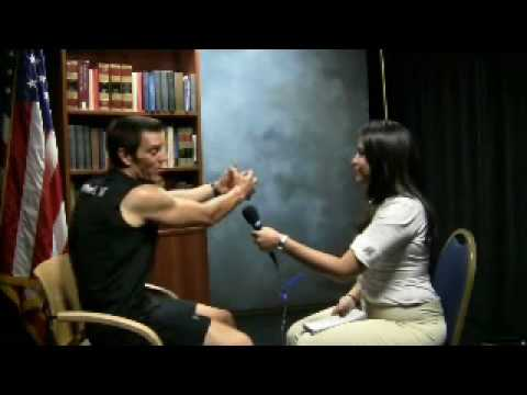 Tony Horton Fitness Trainer Discusses, Tony Horton