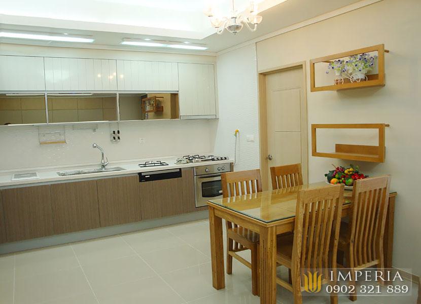 căn hộ tại Imperia 2 phòng ngủ cần cho thuê giá 900 usd/tháng
