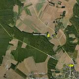 Emplacement du hameau des Hautes-Lisières (Rouvres)