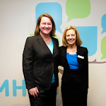 withLynne Coulson Barr - Victoria's first Mental Health Complaints Commissioner