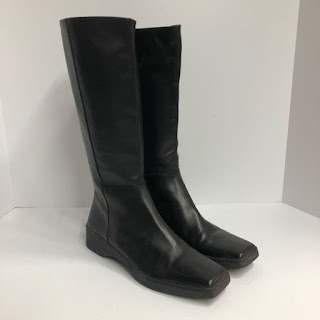 Salvatore Ferragamo Flat Boots