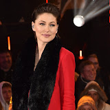 OIC - ENTSIMAGES.COM - Emma Willis at the  first Celebrity Big Brother eviction from the Big Brother house . Elstree London 8th January 2016 Photo Mobis Photos/OIC 0203 174 1069