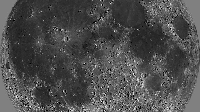 moon's mysterious water cycle