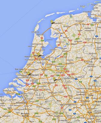 LNG Holandia. Stacje tankowania skroplonego gazu ziemnego