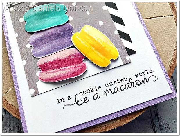 Macaron close by Daniela Dobson