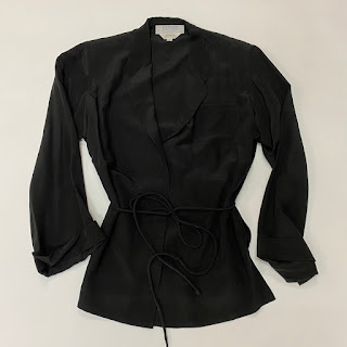 Bergdorf Goodman Silk Blouse