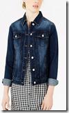 Warehouse Dark Wash Denim Jacket