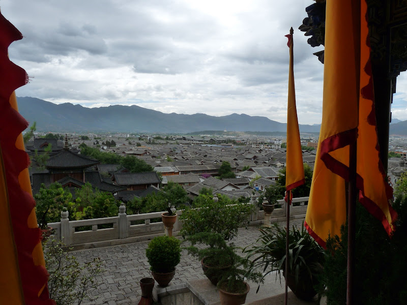 Chine. Yunnan.LIJIANG , Dragon snow mountain,puis lac LUGU - P1230234.JPG