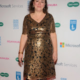 WWW.ENTSIMAGES.COM -    Arabella Weir   at       Guide Dog of the Year Awards at London Hilton Park Lane London December 10th 2014Annual awards which celebrate the partnership between guide dogs and their owners.                                              Photo Mobis Photos/OIC 0203 174 1069