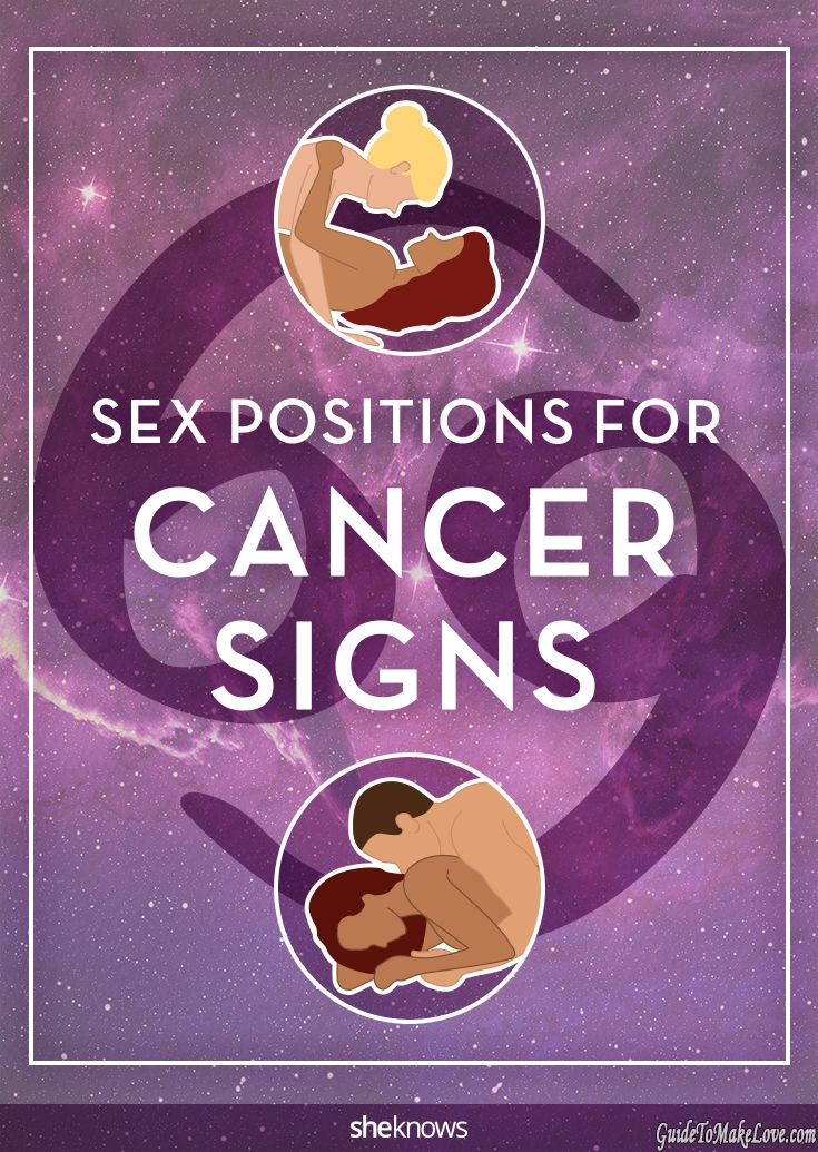 Why cuddling isn't optional if your astro sign is Cancer
