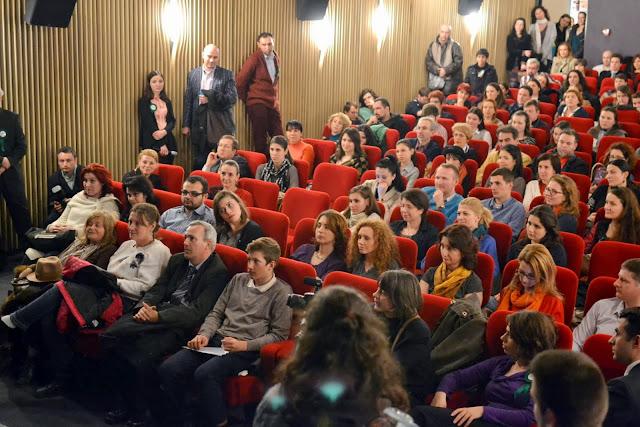 Lansare film documentar Ba se poate 1236