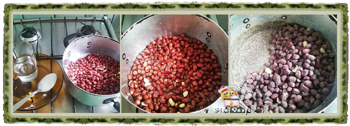 Amendoim salgadinho