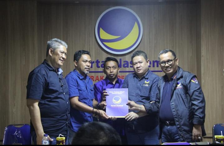 Nasdem Tunjuk Wakil Ketua DPRD Soppeng, Ini Orangnya