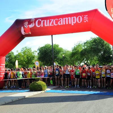 Carrera de Argamasilla de Alba 2014 - Carrera