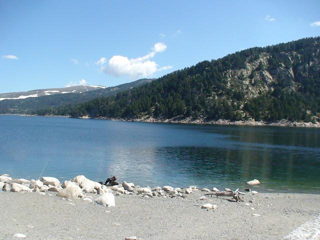 Lago de las Boullosas