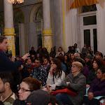 Aula inaugural do Programa Pré-Vestibular nos Bairros da Prefeitura Municpal de Pelotas, dia 21 de junho de 2012