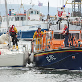 2007 - The Tyne with a rescued yacht alongside