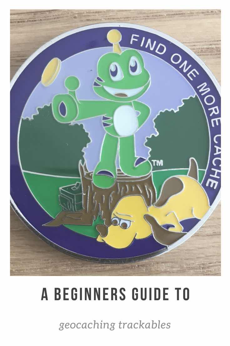 a guide to geocaching trackables