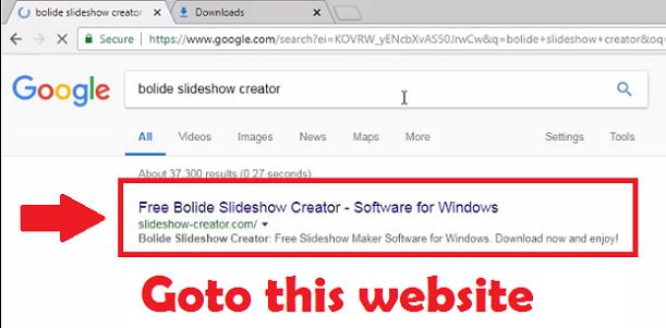 slideshow-creator-website