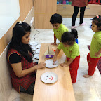 Celebration of Circle Day on 17th June, 2016 by Nursery Section at Witty World