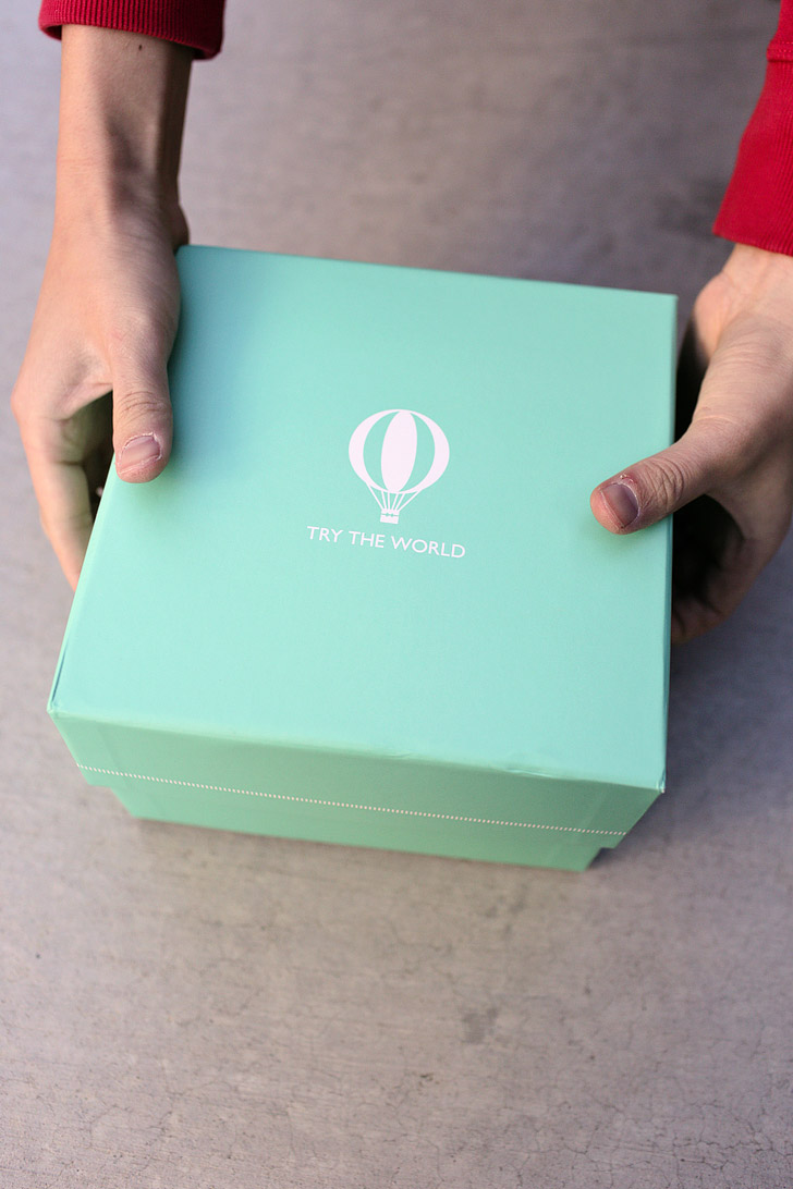 Try the World - A Food and Travel Subscription Box.
