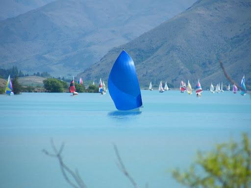 Dibley 8 Springloaded Trailer Yacht (NZ)
