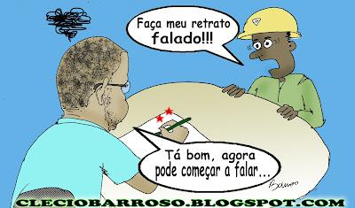 Retrato Falado (charge)