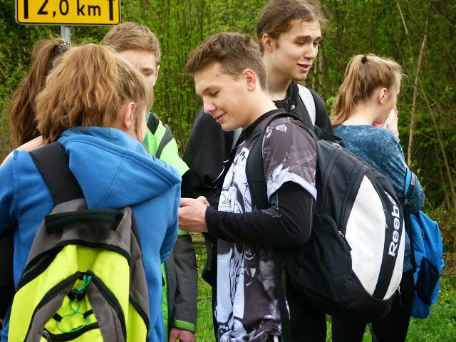 Zajęcia terenowe Źródliska Wisłoki - P1120636.JPG