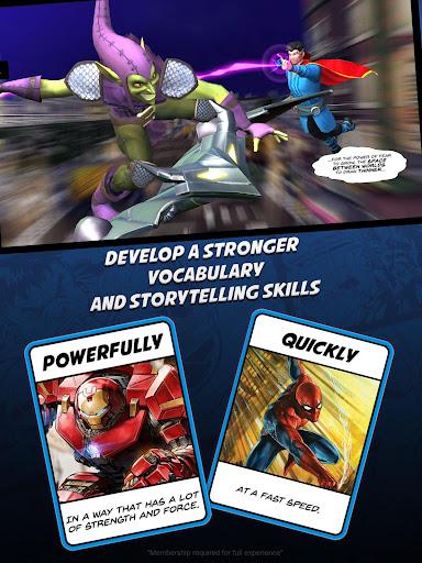 Marvel Hero Tales filehippodl screenshot 10