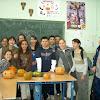 Actividades Realizadas por los alumnos ESO con motivo de Halloween.