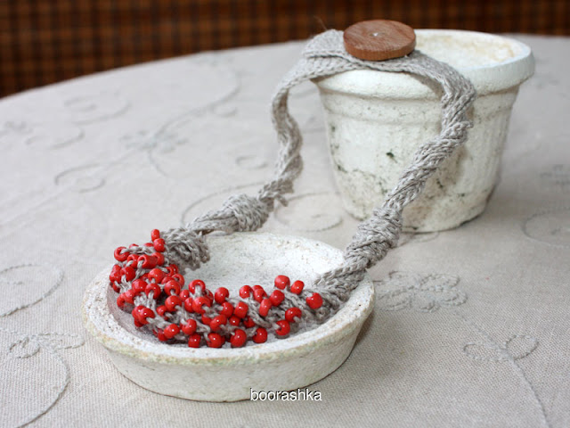 rustic necklace