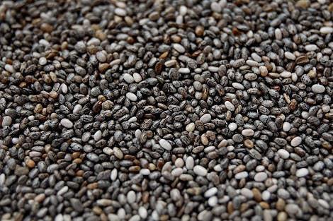 Los beneficios de las semillas de chía