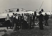 Аэродром ХАИ, 1970 г.