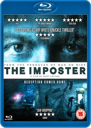Filme Poster The Imposter BRRip XviD & RMVB Legendado