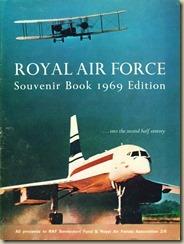 Royal Air Force Souvenir Book 1969_01