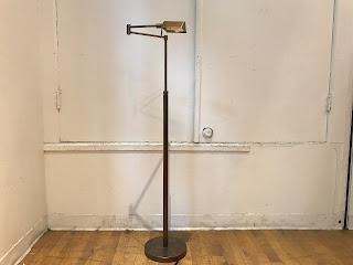 Telescoping Library Floor Lamp 2