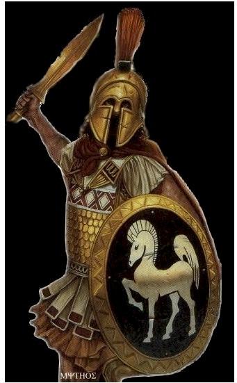 Enyalius, Gods And Goddesses 5