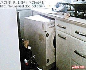 殭屍洗衣機