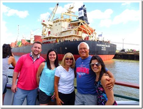 Ship Channel Boat Tour